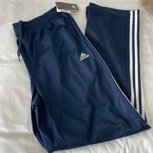 Men's Adidas 3-stripe Track Pants XL